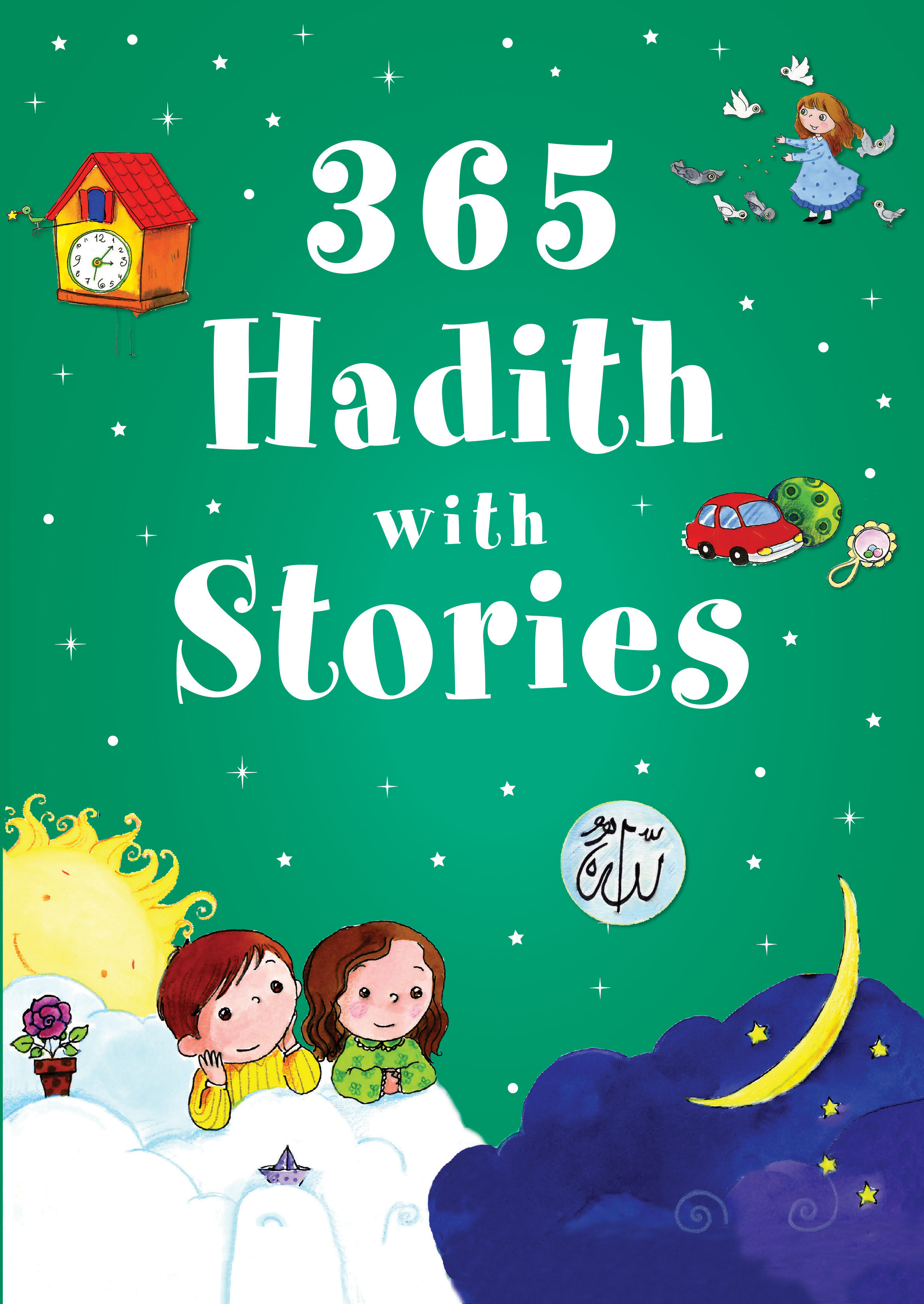 365 Hadith With Stories Goodword Islamic Books